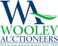 Brad Wooley @ Wooley Auctioneers
