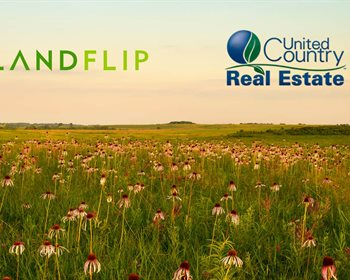 LANDFLIP Partners with United Country Real Estate, Solidifying Dominant Position in Online Land Listing Space