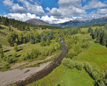 Piedra Forks Ranch: Fly Fishing Haven