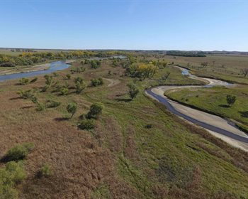 Showcase Auction: Nebraska Cropland, Pastureland, & River Frontage