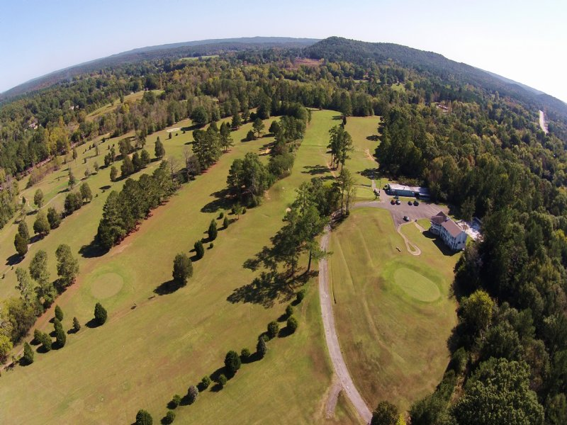 Cedar Valley Golf Course : Cedartown : Polk County : Georgia