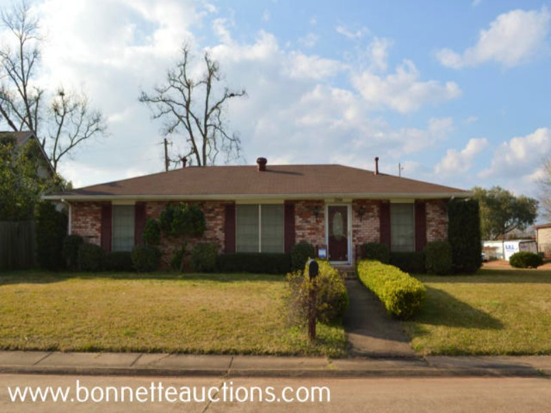 3 Bedroom 1.5 Bath Home For Sale : Alexandria : Rapides Parish : Louisiana