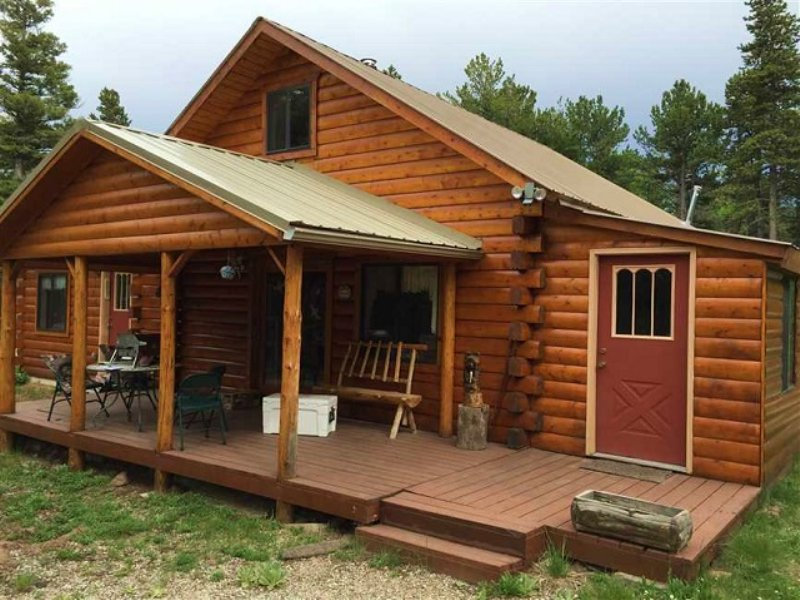 Rocky Mountain Retreat For Sale : Fort Garland : Costilla County : Colorado