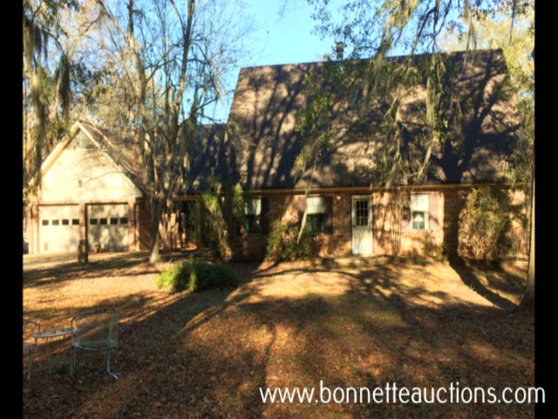 Waterfront Real Estate & More : Colfax : Grant Parish : Louisiana