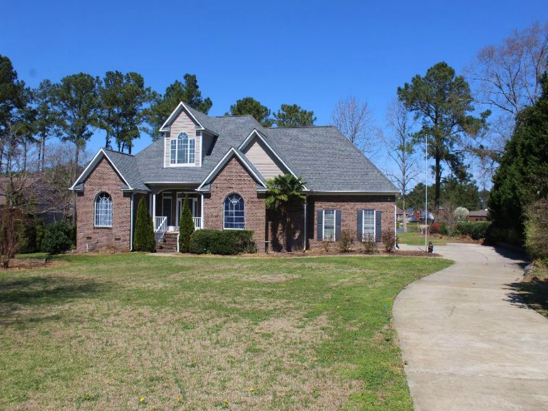 Gorgeous Waterfront Home : New Bern : Craven County : North Carolina