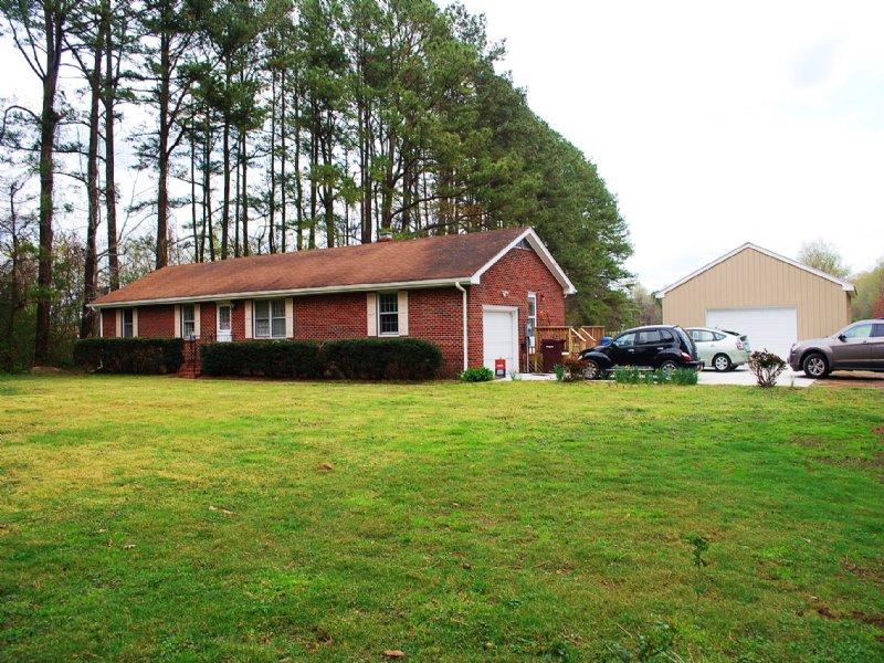 Intracoastal Home & Private Acreage : Chesapeake : City of Chesapeake County : Virginia
