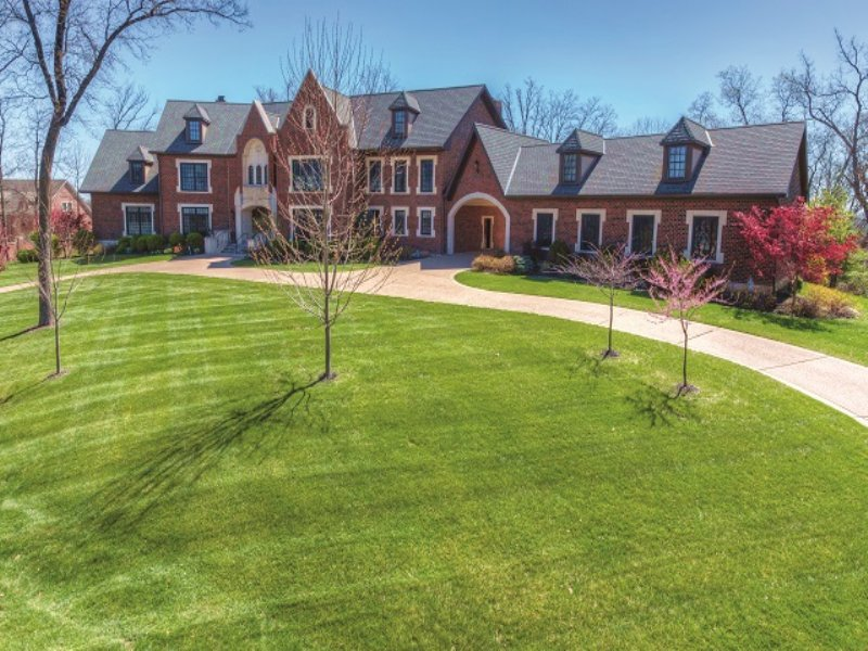 Luxury Golf Estate Online Auction : St. Charles : Saint Charles County : Missouri