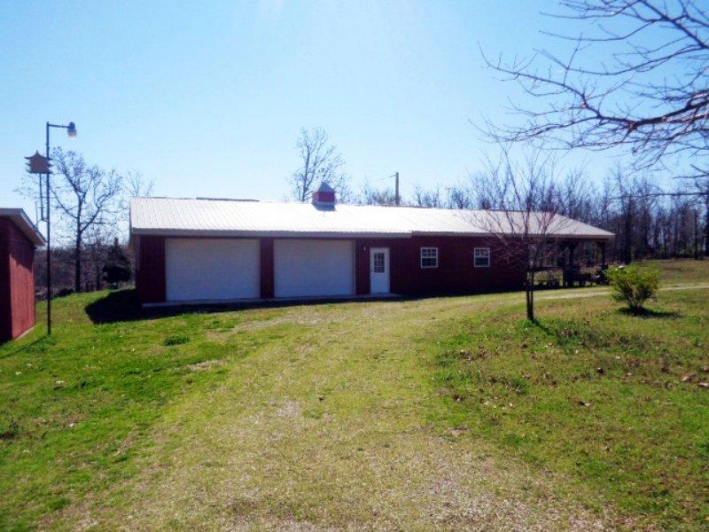 Estate Auction Real Estate & Person : Vian : Sequoyah County : Oklahoma
