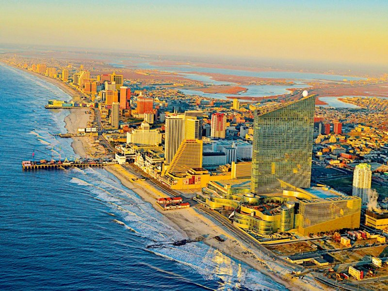 120 Properties Sold In 61 Packages : Atlantic City : Atlantic County : New Jersey