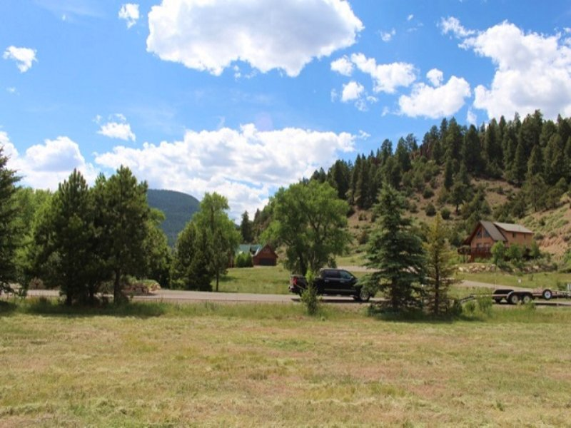 Desirable Colorado Building Lots : South Fork : Rio Grande County : Colorado