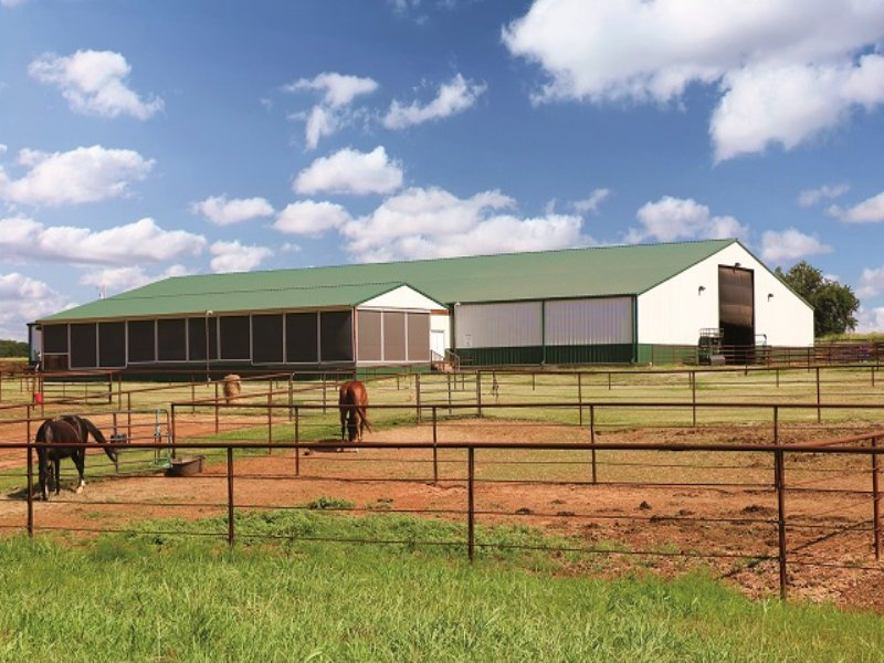 Horse Facility & Event Center : Guthrie : Logan County : Oklahoma