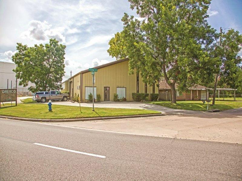 Houston Industrial Property Auction : Houston : Harris County : Texas