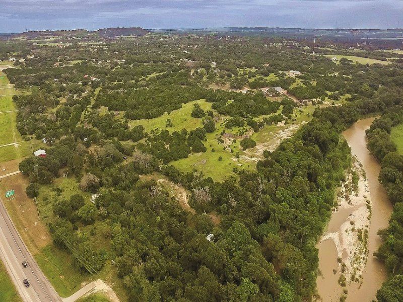Killeen Riverfront Land Auction : Killeen : Bell County : Texas