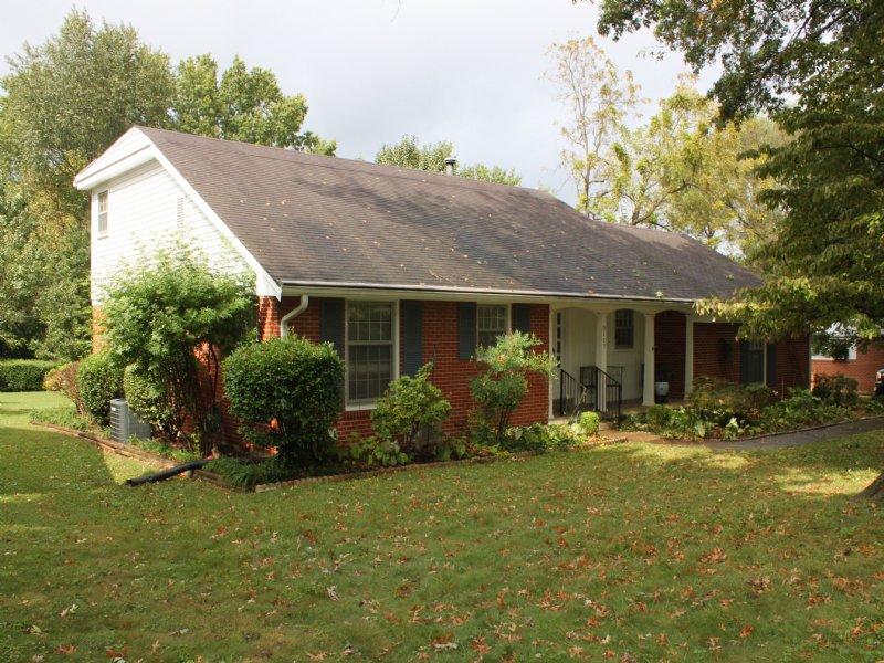 Robert Haynes Life Estate Auction : Bowling Green : Warren County : Kentucky