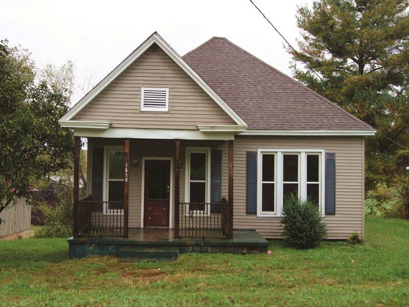 Kentucky Home Auction : Rocky Hill : Edmonson County : Kentucky