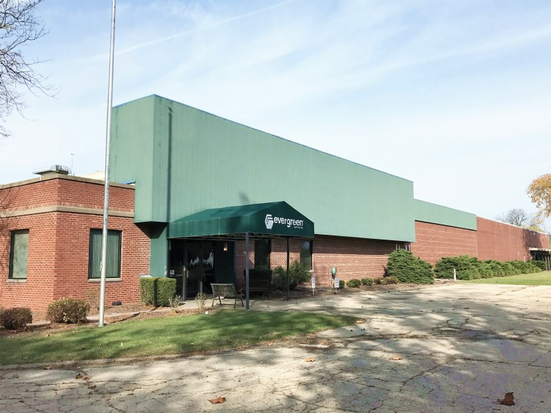 Corp. Ordered Industrial Property : Clinton : Clinton County : Iowa