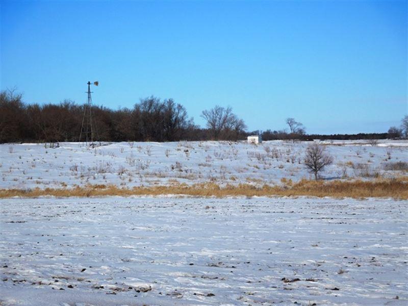 Land Auction 106.17 Acres : Willow Lake : Clark County : South Dakota