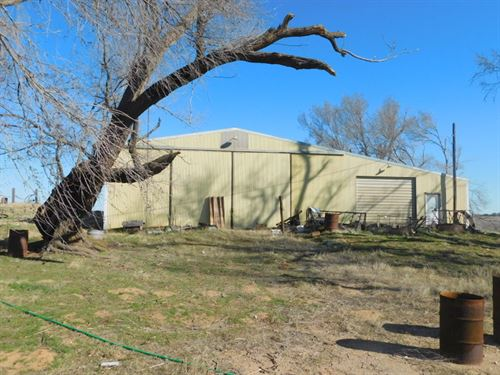 5/15/17 Auction 155 Acres And Home : Ringwood : Major County : Oklahoma
