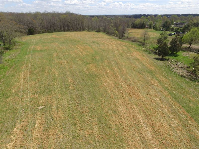 Beautiful Acreage In 2 Tracts : Cookeville : Putnam County : Tennessee