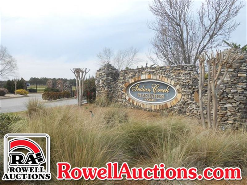 Beautiful Residential Lot : Perry : Houston County : Georgia