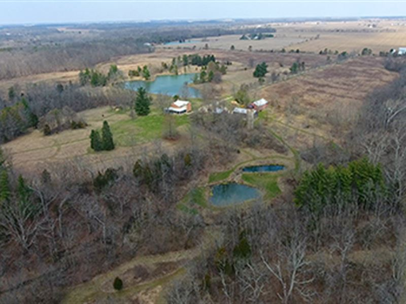 Major Ohio Land Auction : Eaton : Preble County : Ohio