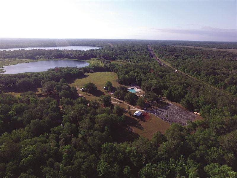 Auction - Ymca Camp McConnell : Micanopy : Alachua County : Florida