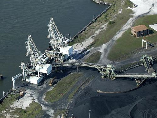 47.5+/- Acre Intermodal Terminal : Port St. Joe : Gulf County : Florida