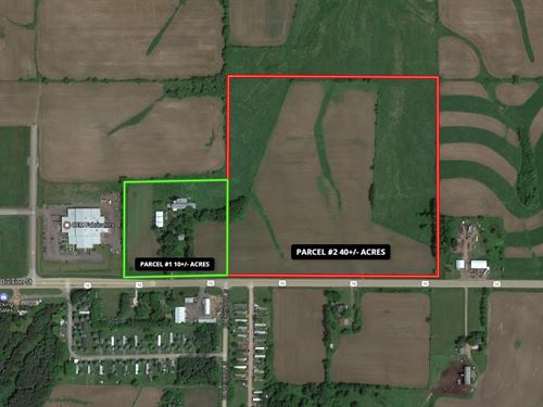 50 Acre Farm And Home : Neillsville : Clark County : Wisconsin