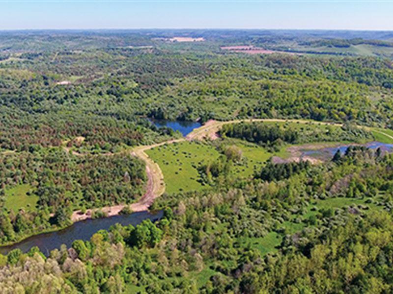 Land Auction In Ohio : Coshocton : Coshocton County : Ohio