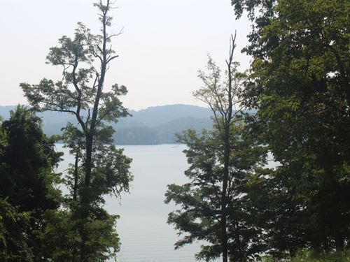 Cherokee Lake View Lot : Mooresburg : Hawkins County : Tennessee