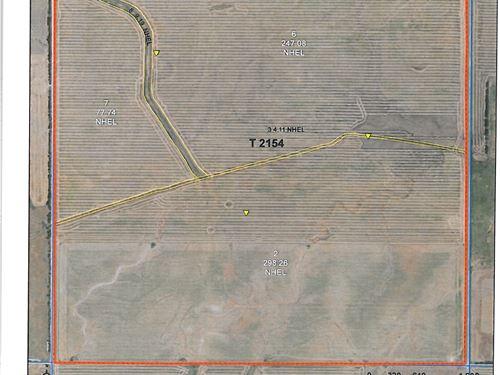 640 Ac Tillable Near Cheney Ks : Cheney : Sedgwick County : Kansas