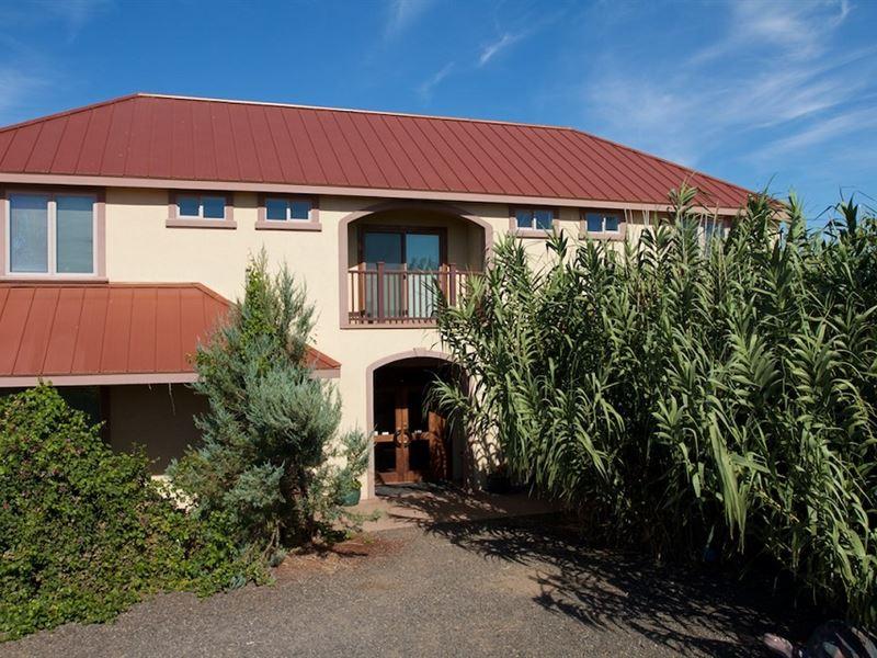 Walla Walla, Wa Winery Auction : Walla Walla : Walla Walla County : Washington