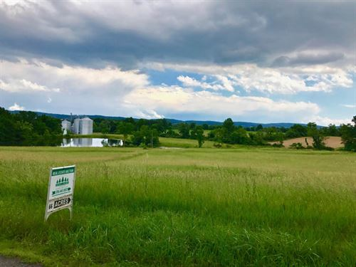 66+/- Acres Land, Pond, Building : Bloomsburg : Columbia County : Pennsylvania