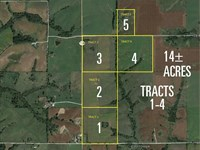 Multi-Tract Land Auction : Unionville : Putnam County : Missouri