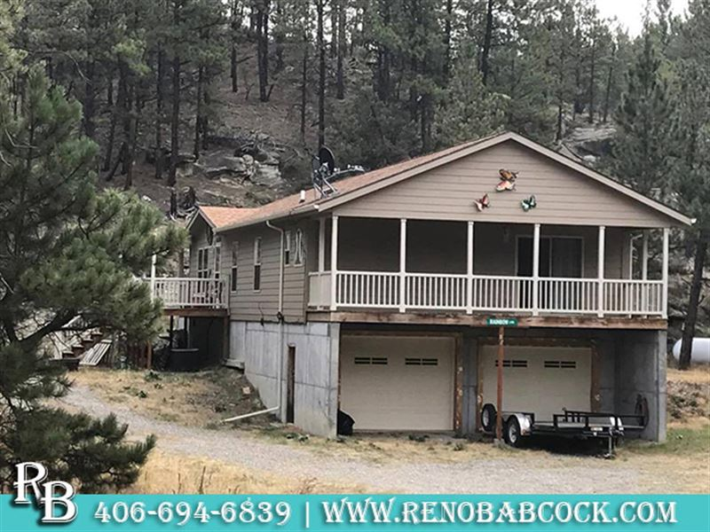 Roundup, Mt Real Estate Auction : Roundup : Musselshell County : Montana