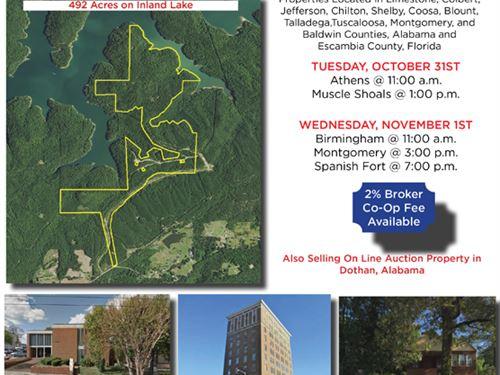 15+ Alabama & Florida Properties : Springville : Blount County : Alabama