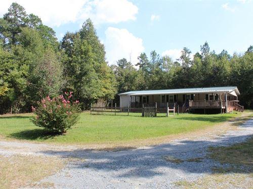 12 Acres In Central North Carolina : Snow Camp : Alamance County : North Carolina