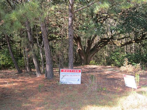 9.5+/- Acre Residential Land In Ms. : Picayune : Pearl River County : Mississippi