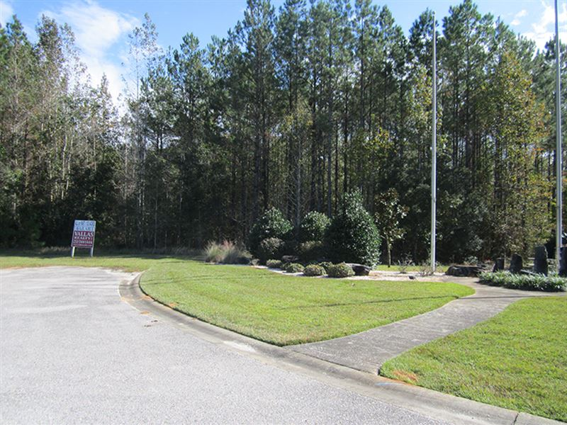 145.59+/- Acres Commercial Land : Spanish Fort : Baldwin County : Alabama
