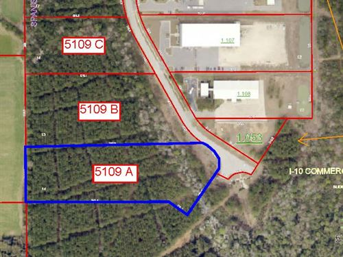 Commercial Lot In Spanish Fort, Al : Spanish Fort : Baldwin County : Alabama