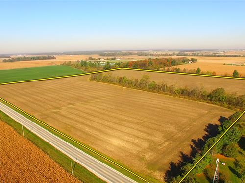 Real Estate Auction In Ohio : Celina : Mercer County : Ohio