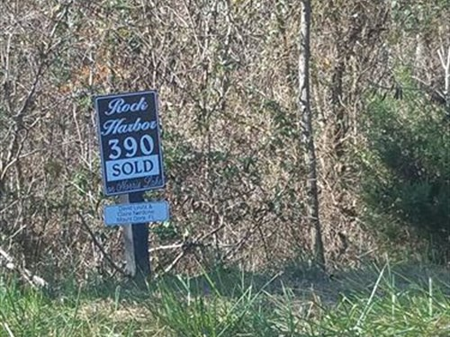 Exclusive Rock Harbor Building Lot : New Tazewell : Claiborne County : Tennessee