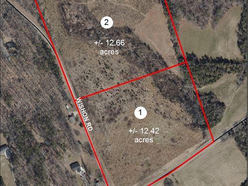 25+/- Acres In Concord, Nc : Concord : Cabarrus County : North Carolina