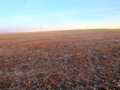 Sealed Bid Land Sale Hyde Co : Highmore : Hyde County : South Dakota