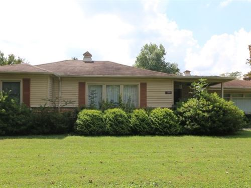 3Br / 2Ba Home On 6 Ac In 2 Tratcs : Baxter : Putnam County : Tennessee