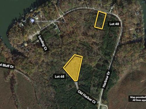 Beautiful 2.91 Acre Homesite in : Macon : Warren County : North Carolina