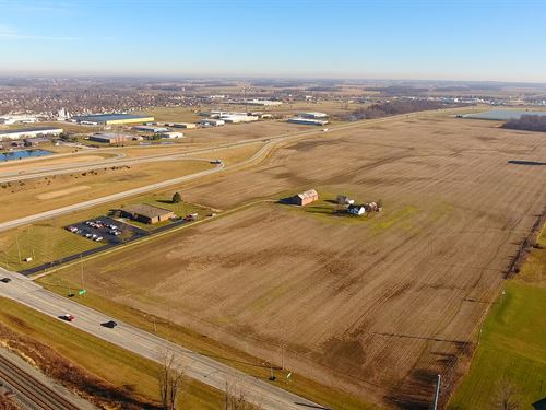 Transitional/Development Land : Wapakoneta : Auglaize County : Ohio
