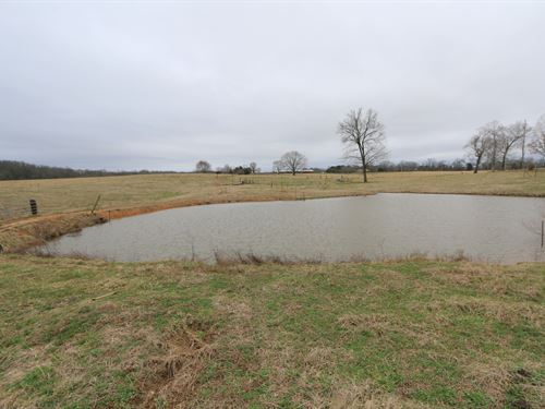 Home, Barns, Pond & 23 Ac : Cookeville : Putnam County : Tennessee