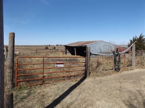 Homesite Potential Improved Grass : Enid : Garfield County : Oklahoma