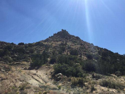 South End Of Silver Hills Lane : Albuquerque : Bernalillo County : New Mexico